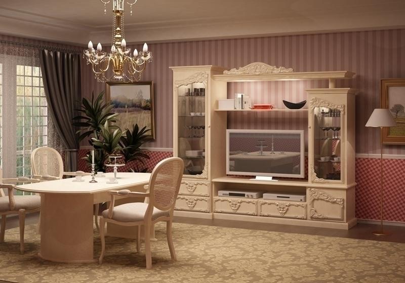 Мебель для гостиной. гостиные горки, стенки нова. фото горки.